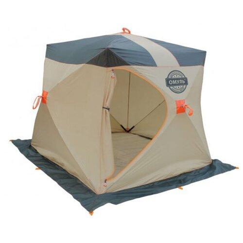 Фото - Палатка Митек Омуль-Куб 1 палатка митек нельма 1