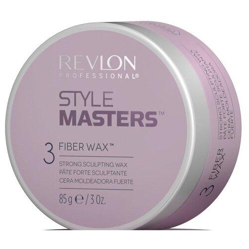 Revlon Professional Воск Style Masters Creator Fiber Wax, сильная фиксация, 85 г