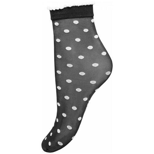 Капроновые носки Trasparenze Paul (c), размер Unica, nero A