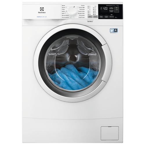 Стиральная машина Electrolux PerfectCare 600 EW6S4R26W стиральная машина electrolux perfectcare 800 ew8f1r48b