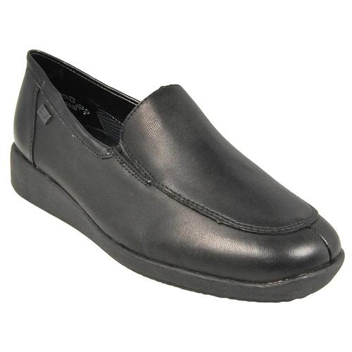 Слипоны Rieker , размер 39 , черный