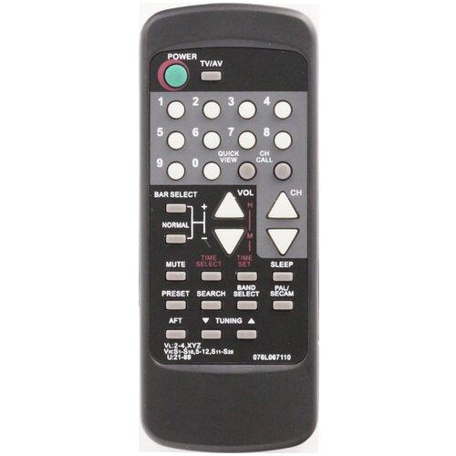 Пульт Huayu 076L067110 для телевизора Orion