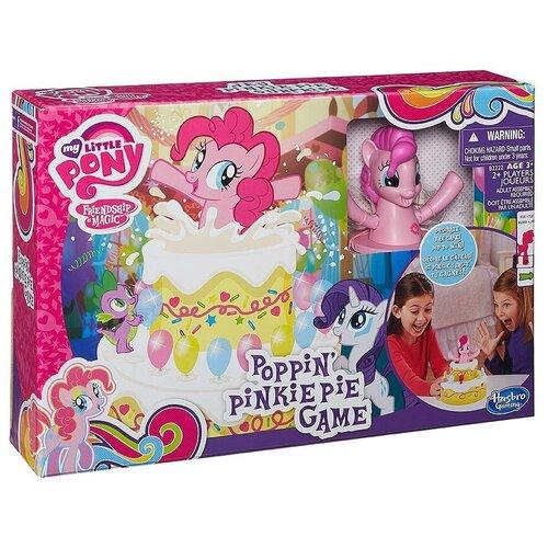 Купить Настольная игра Hasbro Игры Сюрприз Пинки Пай B2222, Настольные игры