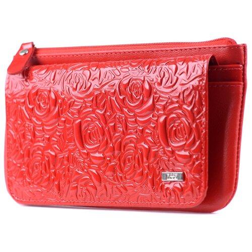 Кошелек женский Esse, Инканто Red, 55894 110347