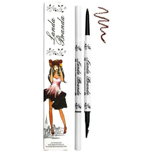 Фото - Landa Branda карандаш для бровей Automatic Eye-brow Pencil, оттенок blond landa branda карандаш automatic eye brow pencil оттенок blond