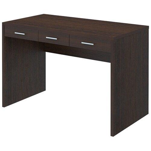 Фото - Компьютерный стол Мэрдэс Домино СП-32С, ШхГ: 120х68 см, цвет: венге компьютерный стол мэрдэс домино сп 32с шхг 120х68 см цвет карамель венге