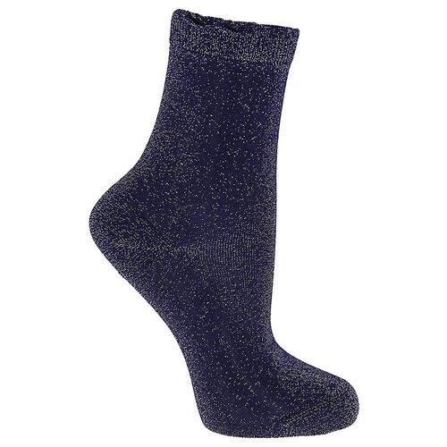 Носки женские Collonil Casual 8-105 темно-синие 35