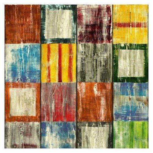 0576-346 D-C-fix 2х0.45м Пленка самоклеющаяся Декор Цветные квадраты