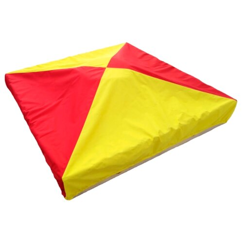 Чехол Бриз ПК защитный, желтый/красный