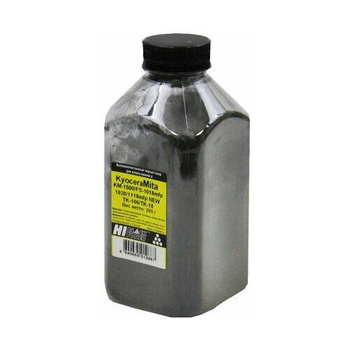 Тонер Hi-Black для Kyocera KM-1500/FS-1018mfp/1020/1118mfp (TK-100/TK-18) Bk, 295 г, банка