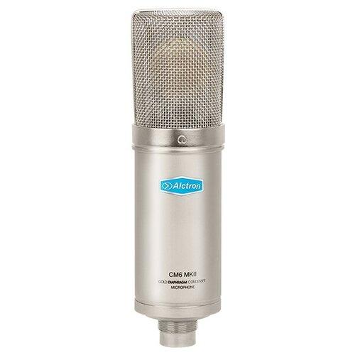 CM6-MKII Микрофон студийный, конденсаторный, Alctron
