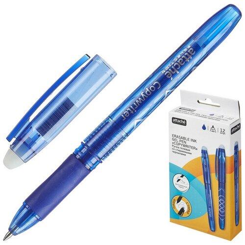 Ручка гелевая Attache Selection стираемая, синий, Copywriter 5 шт.