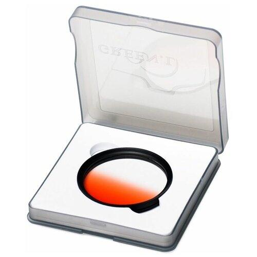 Светофильтр Green-L градиентный оранжевый (gradual color orange) - 49mm
