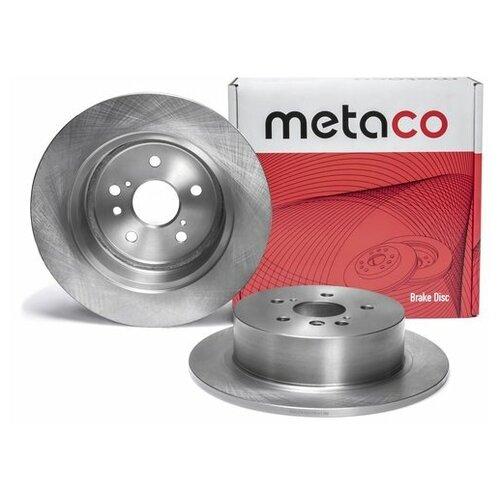 Диск тормозной задний (Производитель: METACO 3060228)