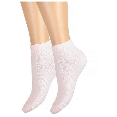 Носки женские Красная ветка С 954, Серый, 23-25 (размер обуви 39-41)