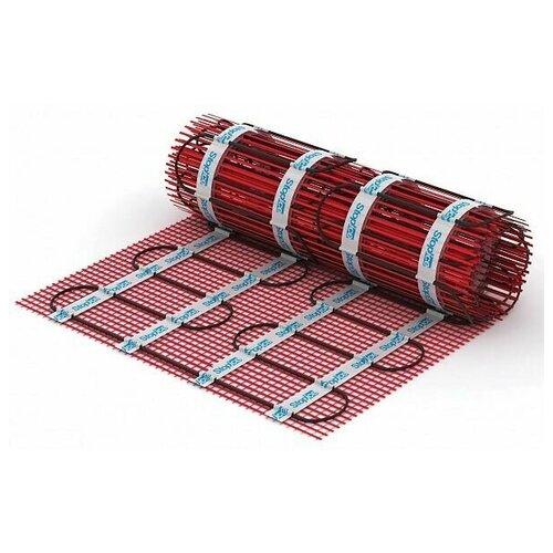 Теплый пол. Нагревательный мат для обогрева открытых площадок и ступеней Stopice МНТ2-2560-8,0м2