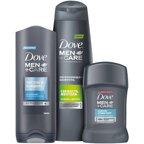 Набор Dove подарочный Men+Care Энергия свежести недорого