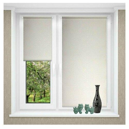 Рулонные шторы Tarah Цвет: Кремовый (72х170)