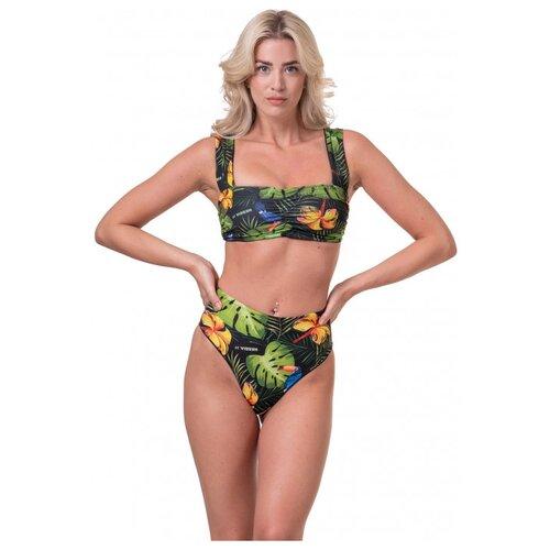Спортивный топ Nebbia Miami retro bikini - top 553 Tr.green (M)