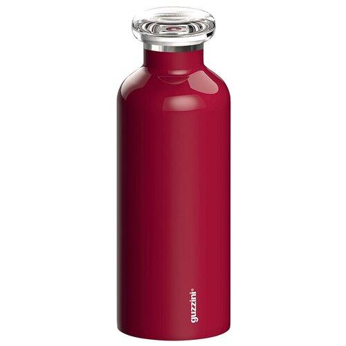 Термобутылка Guzzini On the go, 0.5 л красный