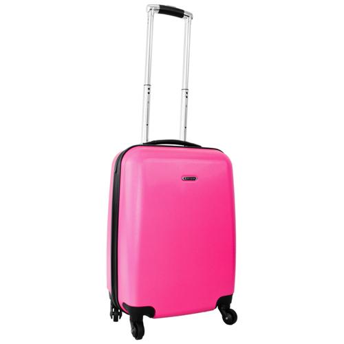 Фото - Чемодан Rion+ 434 41 л, розовый чемодан rion 418 3 62 л серый