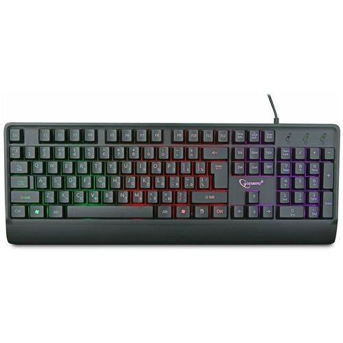 Клавиатура Gembird KB-220L Black USB