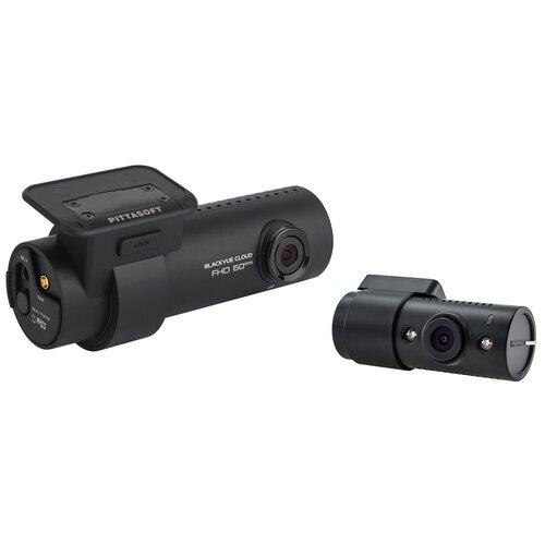 Видеорегистратор BlackVue DR750S-2CH IR, 2 камеры, GPS, черный недорого