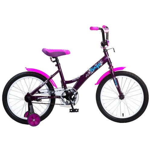 детский велосипед navigator bingo вн12158 белый с рисунком требует финальной сборки Детский велосипед Navigator Bingo (ВМ18099) фиолетовый/розовый (требует финальной сборки)