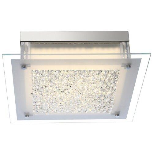 Потолочный светильник светодиодный Globo Lighting Leah 49311, LED, 17.3 Вт светильник светодиодный globo lighting paula 41605 20d led 20 вт