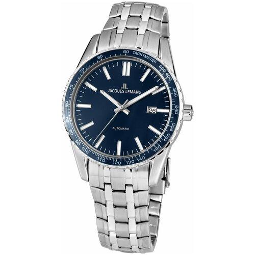 Фото - Наручные часы JACQUES LEMANS 1-2075F наручные часы jacques lemans 1 2094d