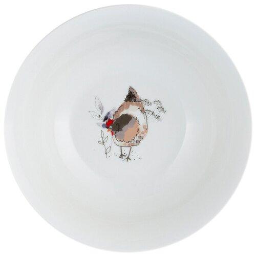 Миска Price&Kensington Country Hens D 18 см (P_0059.629)
