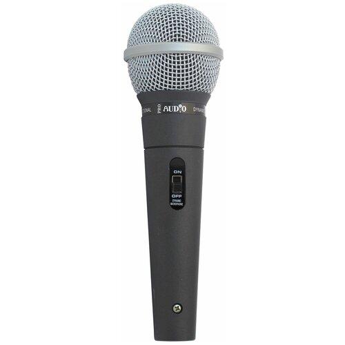 Микрофон Pro Audio UB-44, серый