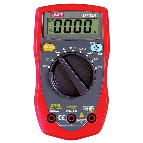 Мультиметр цифровой UNI-T UT33A