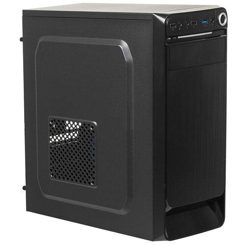 Компьютерный корпус ACCORD E-01 w/o PSU Black компьютерный корпус winard benco 3067c w o psu black silver