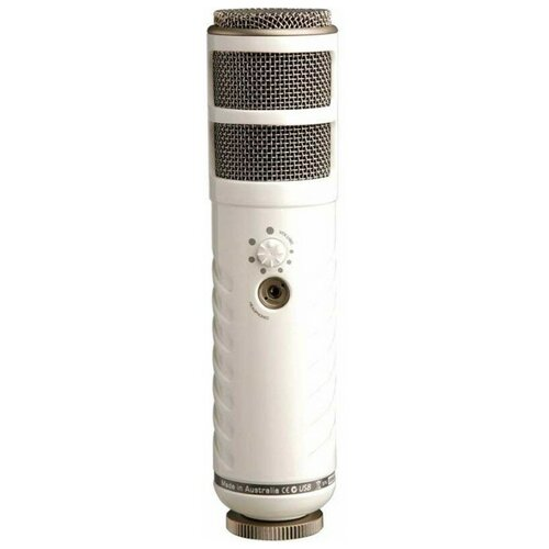 Микрофон RODE Podcaster MKII, белый