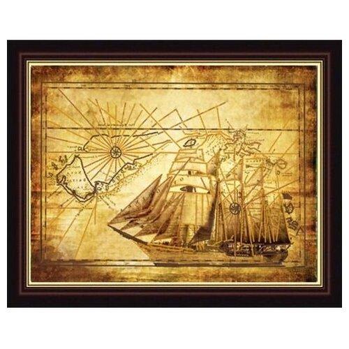 Купить Рисунок на ткани «Конёк» 9455 Вокруг света, 29x39 см, Наборы для вышивания