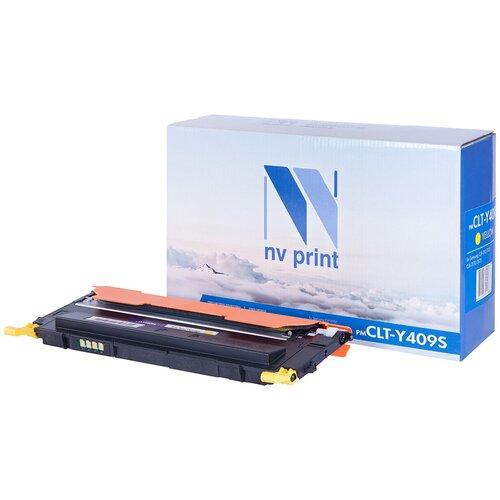 Картридж NV Print CLT-Y409S для Samsung, совместимый картридж nv print clt m406s для samsung совместимый