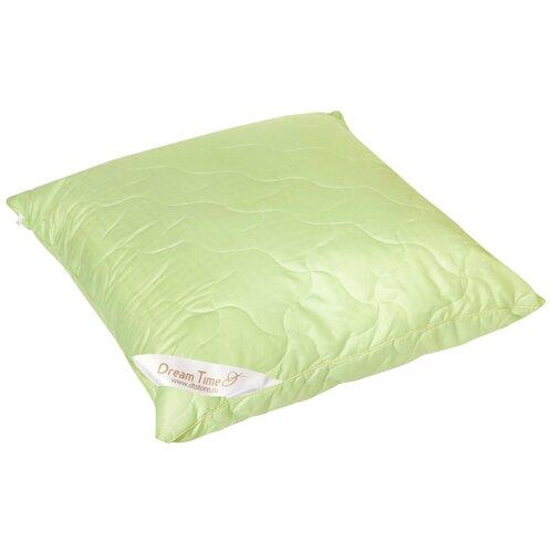 Подушка DREAM TIME Алоэ-микрофибра (ДТ-ПМА-070) 68 х 68 см салатовый