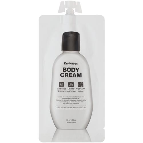 Крем для тела DerMeiren Nourishing & Iris Perfumed Body Cream, 30 г недорого