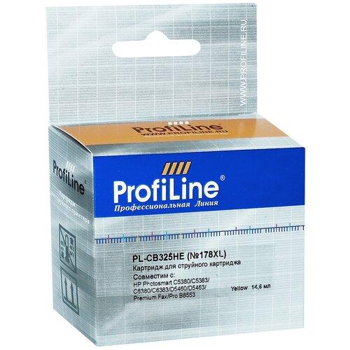 Фото - Картридж ProfiLine PL-CB325HE-Y, совместимый картридж profiline pl q6462a y совместимый