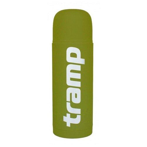 Классический термос Tramp TRC-109, 1 л оливковый
