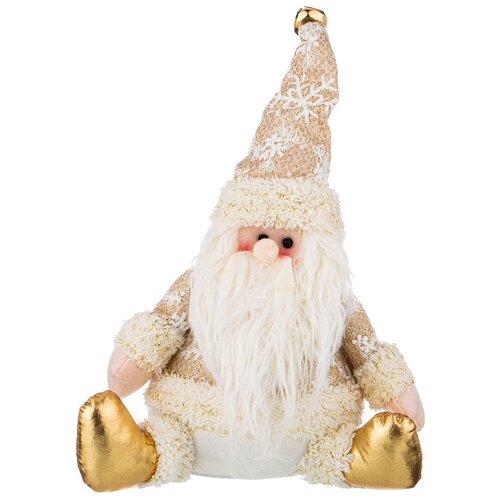Фигурка золотая коллекция дед мороз Lefard 24*16*26 см (476-130)