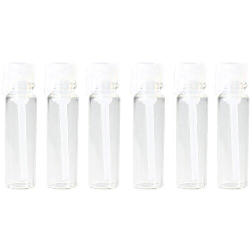 Пробники (фиолки) Aromaprovokator для духов 1 ml крышка белая набор 900 шт