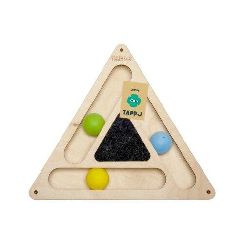 Tappi игрушки развивающий игровой комплекс вуд 29оп66, 0,190 кг