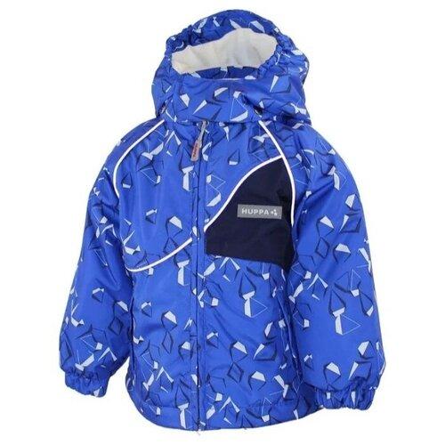 Фото - Куртка Huppa Paco 1609CS15 р.80 blue pattern/ peacoat шапка шлем huppa размер s blue