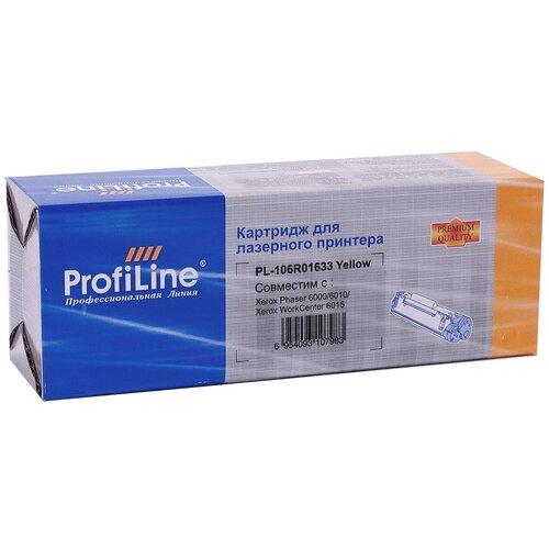 Фото - Картридж ProfiLine PL-106R01633-Y, совместимый картридж profiline pl q6462a y совместимый