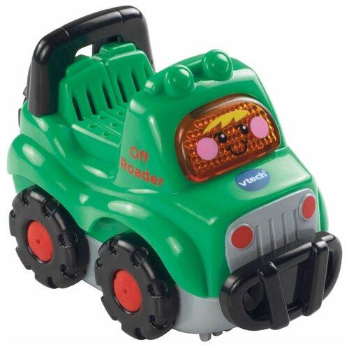Внедорожник VTech Бип-Бип Toot-Toot Drivers (80-164226), зеленый