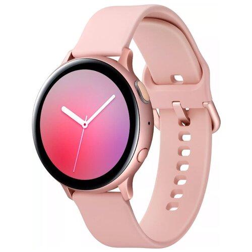 Умные часы Samsung Galaxy Watch Active2 алюминий 44мм, ваниль умные часы samsung galaxy watch active2 алюминий 40мм ваниль