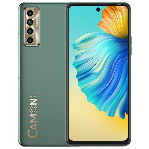 Смартфон TECNO Camon 17P 4/128GB зеленый