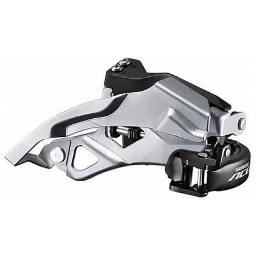 Переключатель передний для велосипеда Shimano Acera T3000, ун. тяга, ун. хомут, д. 44/48T, арт. EFDT3000TSX6